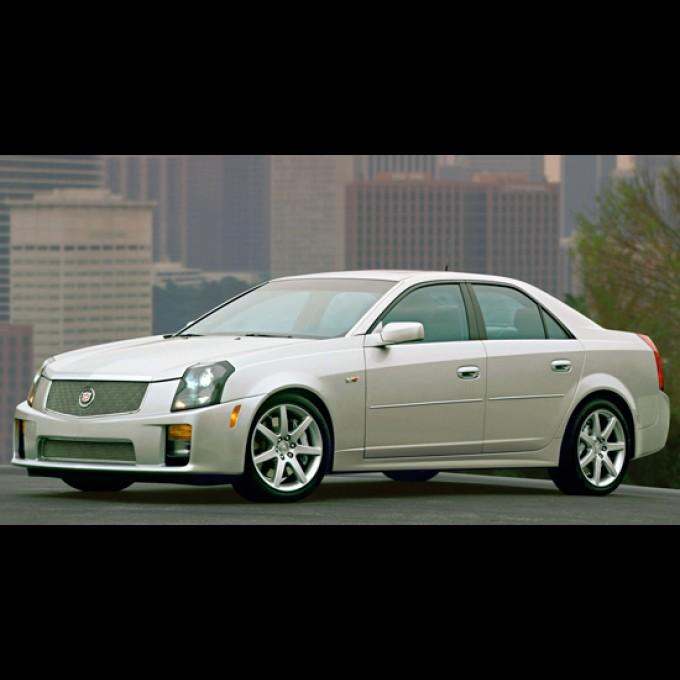 Cadillac CTS 2002 - 2013 2WD