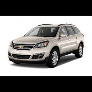 Chevrolet Traverse II 2017- наст. время