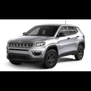 Jeep Compass II 2017-н.в.