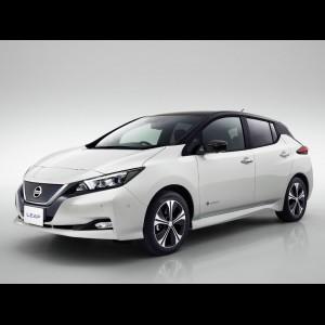 Nissan Leaf II (ZE1) 2017 - наст. время