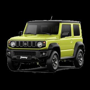Suzuki Jimny IV 2018 – наст. время