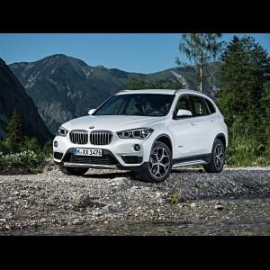 Коврик BMW Х1 (F48) 2015 - 2018
