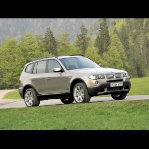 Коврик BMW Х3 (E83) 2004 - 2010