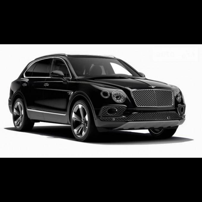 Bentley Bentayga I 2015 - наст. время