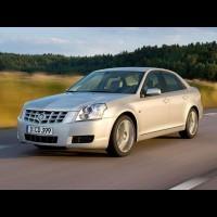 Cadillac BLS 2006 - 2009
