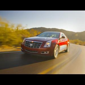Cadillac CTS 2002 - 2013