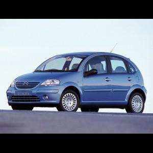 Автоковрик Ситроен C3 2002 - 2009