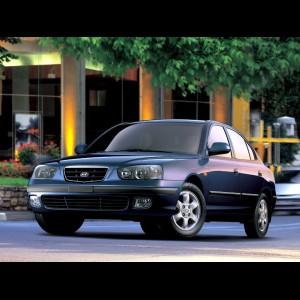 Hyundai Elantra III 2000 - 2006