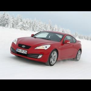 Hyundai Genesis 2008 - 2014. Купе