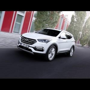 Hyundai Grand Santa Fe 2013 - 2018. 5 мест