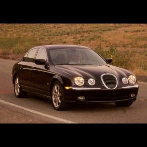 Jaguar S-Type 2001 - 2009