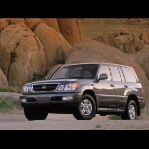 Lexus LX470 1998 - 2007