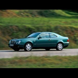 Mercedes CLK-класс W208 1997 - 2003