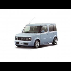 Nissan Cube II (Z11) 2002 - 2008. Правый руль