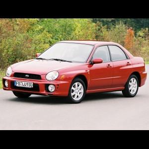 Subaru Impreza II 2000 - 2007. Правый руль