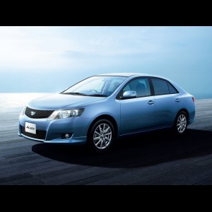 Toyota Allion/Premio II  2007 - 2018. Правый руль