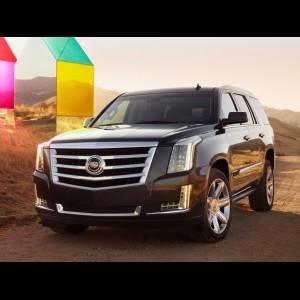 Cadillac Escalade IV 2014 - 2018